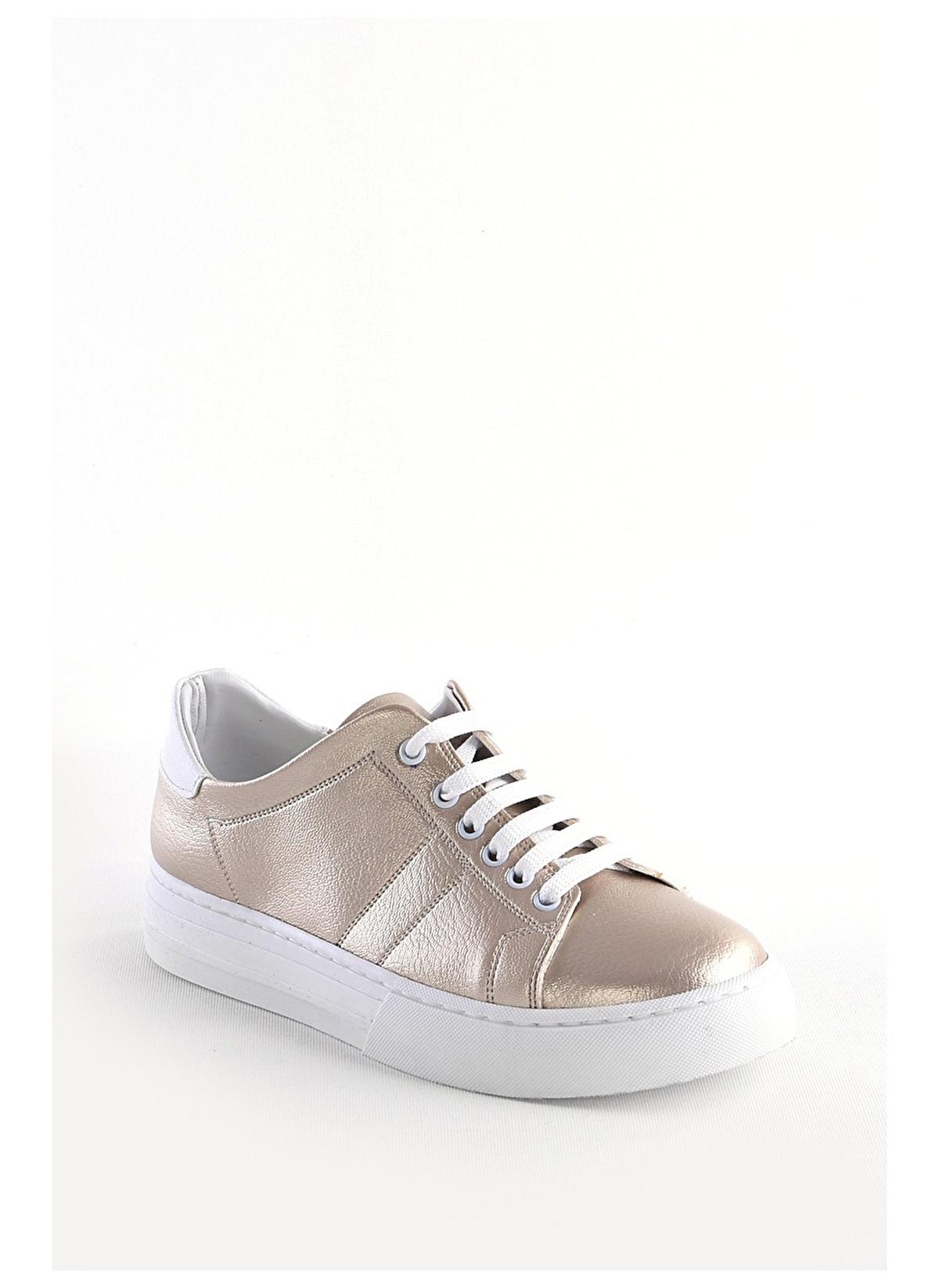 Sapin 35702 Altın Kadın Ayakkabı